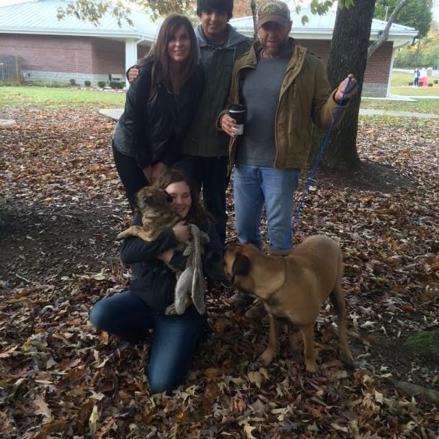 Wiley from Litter W and Thadeous from Litter T now known as Moses-updated photo on 10/2014 sent in by happy owners